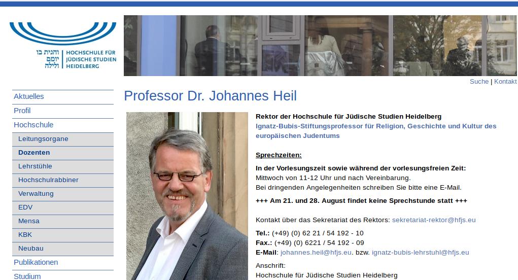 Bild: http://www.hfjs.eu/hochschule/dozenten/professoren/jheil.html